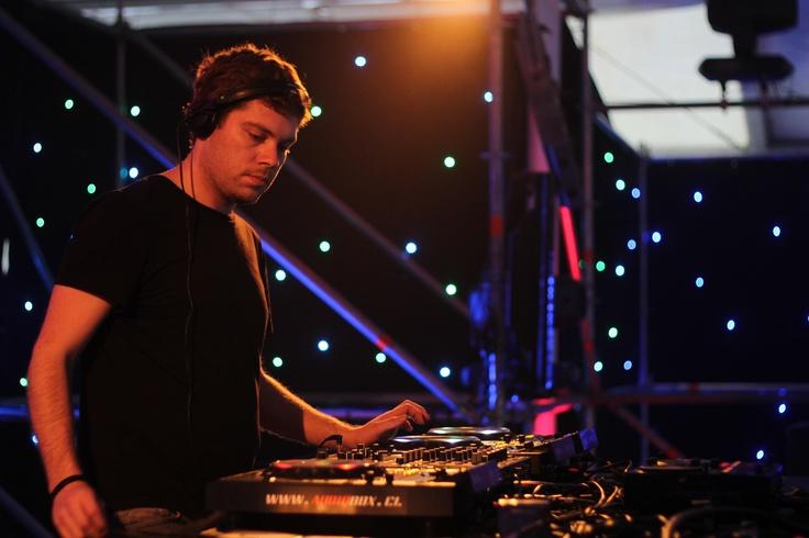 DJs CreamfieldsCL 2012