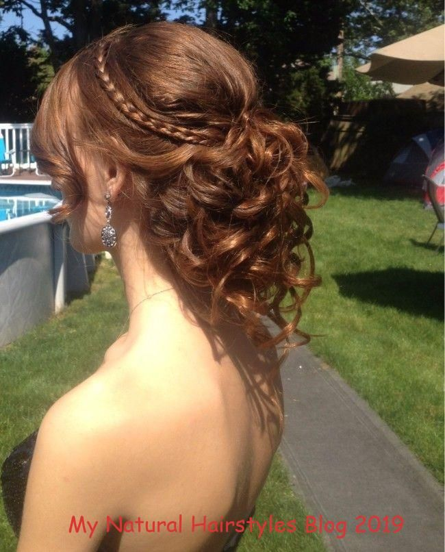 Prom hairstyles for 2017   100+ cute and perfect prom hairstyles – Pro … # prom # prom hairstyles #styles # for