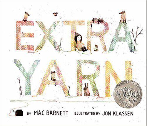 Extra Yarn E. B. White Read-Aloud Award. Picture Books: Amazon.de: Mac Barnett, Jon Klassen: Fremdsprachige Bücher