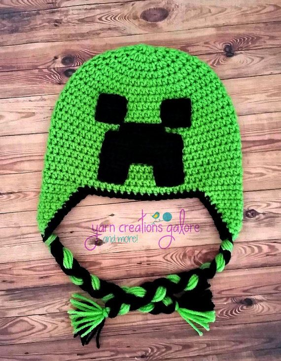 25+ best ideas about Minecraft Hat on Pinterest Minecraft knitting, Jacob h...