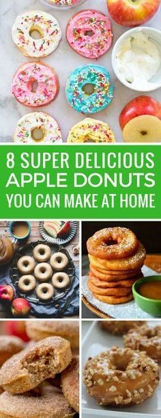 Yum! These easy appl Yum! These easy apple donut recipes are...  Yum! These easy appl Yum! These easy apple donut recipes are just what we need for the Fall! Thanks for sharing! Recipe : http://ift.tt/1hGiZgA And @ItsNutella  http://ift.tt/2v8iUYW