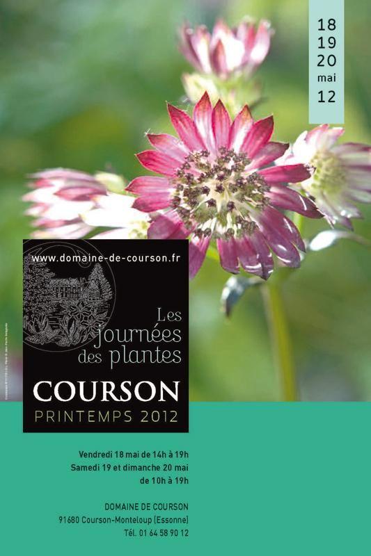 Journées des Plantes de Courson printemps 2012  http://www.pariscotejardin.fr/2012/05/56eme-edition-des-journees-des-plantes-de-courson-les-18-19-et-20-mai-2012/