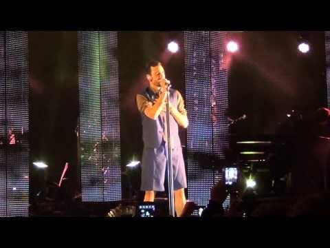 MARCO MENGONI - NON ME NE ACCORGO - L'ESSENZIALE TOUR , SIENA 10/7/2013 - YouTube