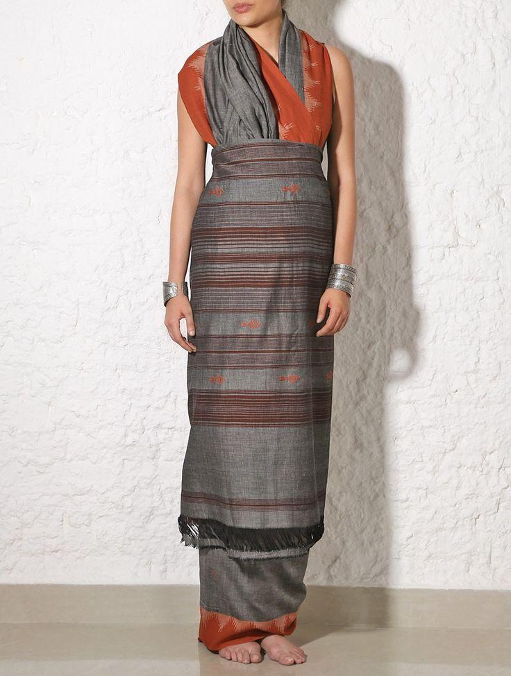 Orissa Kotpad Cotton Saree
