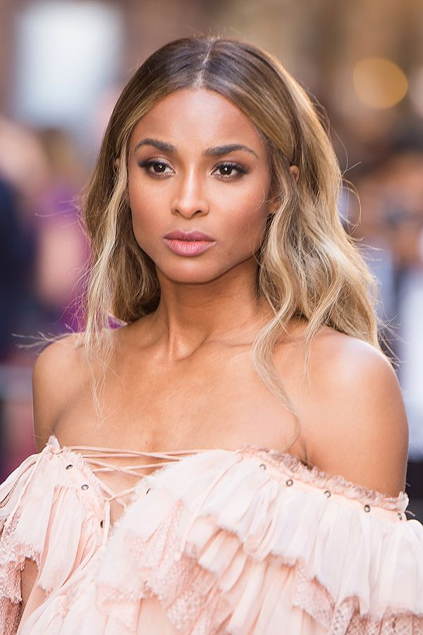 15 Ways to Keep Ombré Hair Color LookingFresh in 2016 | Brunette Ciara with blonde ombré @stylecaster