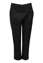Vivienne Westwood Anglomania - Black Flap Trousers