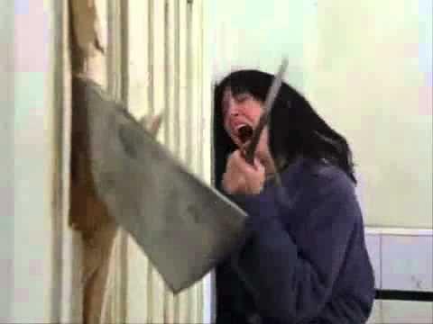 ¡cerditos, cerditos déjenme entrar!  ¡no, lobo feroz, que nos comerás!...soplaré...soplaré y la casa derribaré! Aquí está johnny!!!