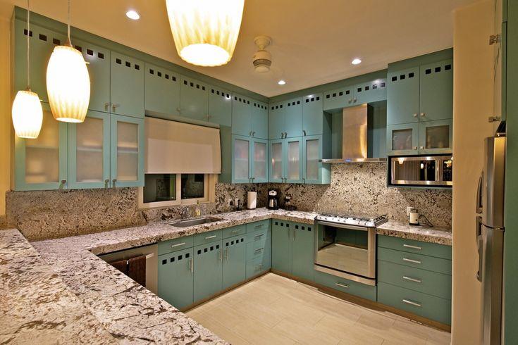 Beautiful Kitchen in Akumal Bay