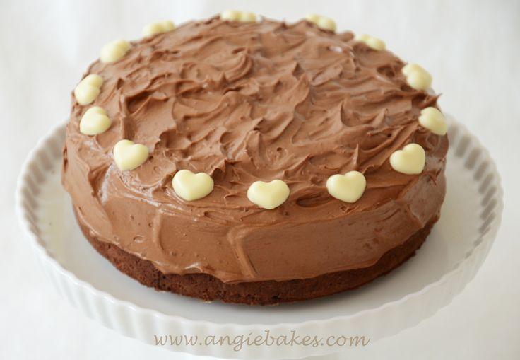 Čokoládová mrkvová torta | Angie