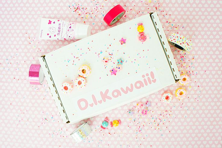 Kawaii Subscription Box starting at 20 dollars/month