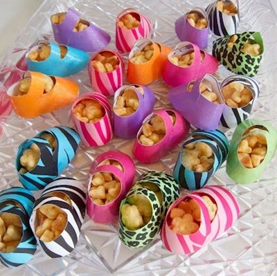 Baby Shower food ideas-I still have the pattern to make these.