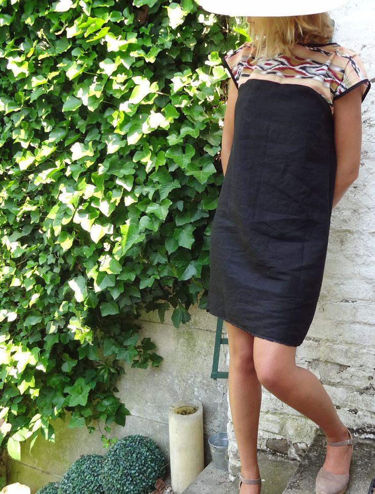 robe de débutante noire (2)