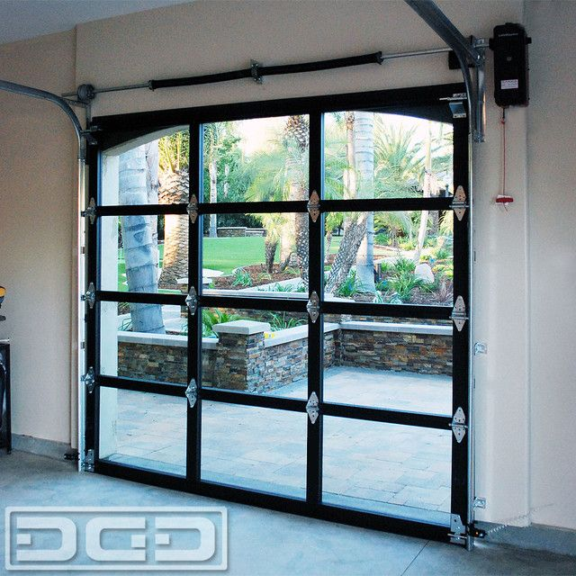 Garage Glass Door Glass Garage Door Cost Garage Doors Metal Garage Doors