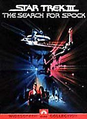 Star Trek III: The Search for Spock (DVD, 2000)
