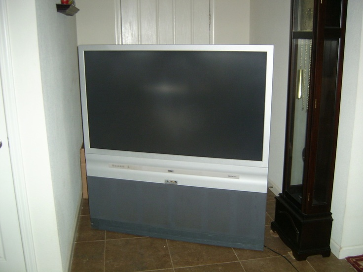 90s Rca Big Screen Tv Doors At 8 Reference Pinterest
