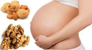 Waarom noten gezond zijn tijdens de zwangerschap