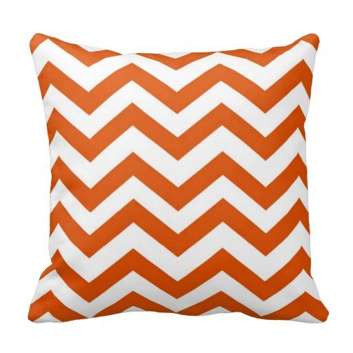 Orange and White Chevron Throw Pillow today price drop and special promotion. Get The best buyShopping          	Orange and White Chevron Throw Pillow Review from Associated Store with this Deal...