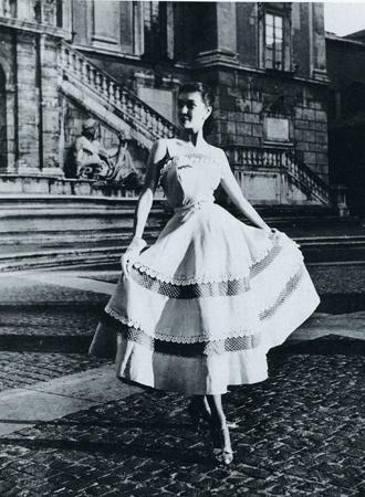 Sorelle Fontana Dress