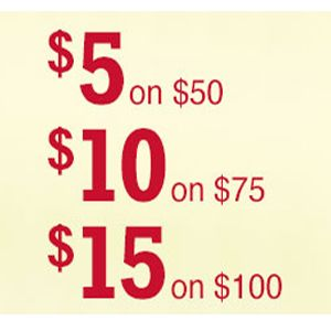 Save $5 On $50, $10 On $75 Or $15 Off $100 At PetSmart Shop at petsmart online to buy more and pay bill absolutely less with petsmart coupons. Here we have some of the valuable tips to remain your pocket by plenty of bucks shop up to $50 to save $5, buy products up to $75 to get $10 free and here comes big deal purchase of $100 earn $15 savings.