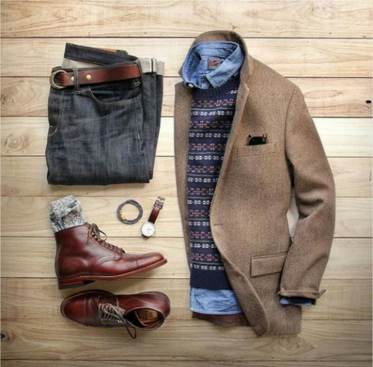 Smart Casual Collection.
