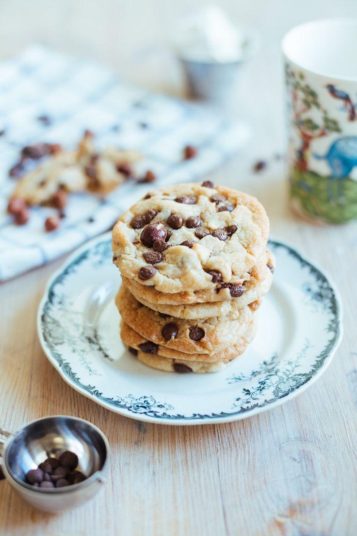 Veganska chocolate chip cookies | Vegoteket