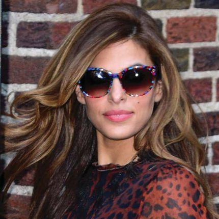 Color Formulas: 8 Versions of Eva Mendes' Milk and Honey highlights
