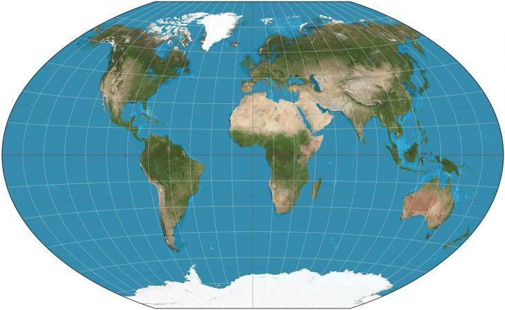En rekke skoler i Boston har byttet ut sine gamle verdenskart med nye og mer nøyaktigekart. Bør vi gjøre det samme? Og hva er egentlig det riktige kartet?