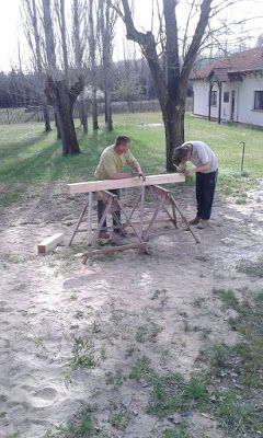 Vakantie in Hongarije!: Werkzaamheden