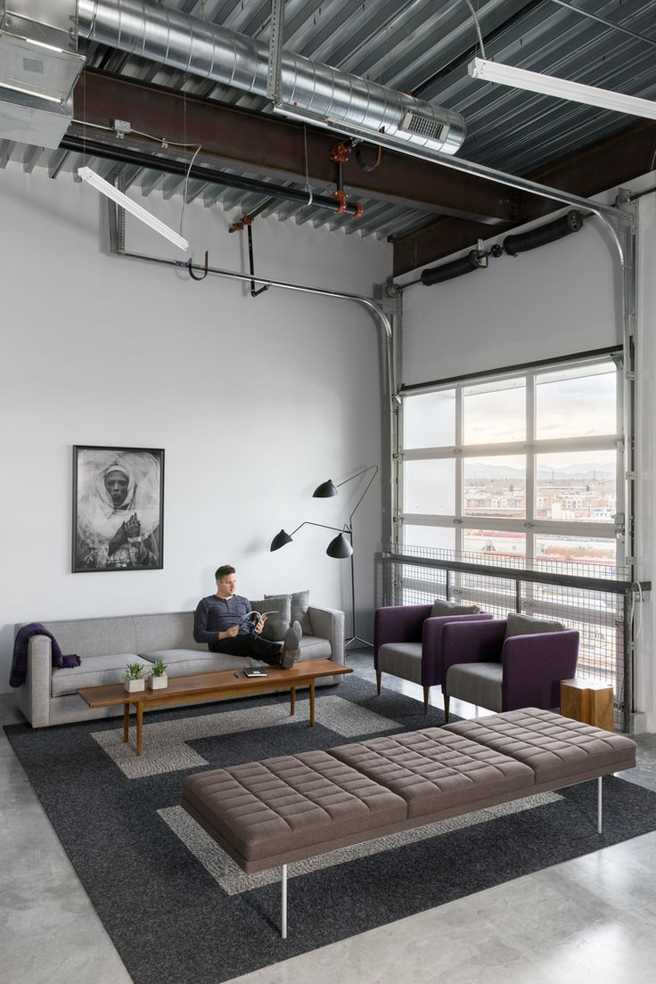 CLOSELY INC. Denver Office Interior design, Commercial