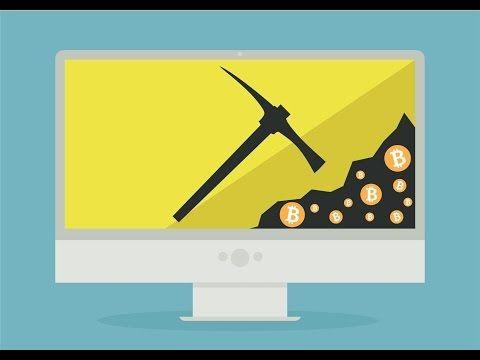 (1) Como Minar Bitcoins En La Nube Facil y Gratis 2017 - YouTube