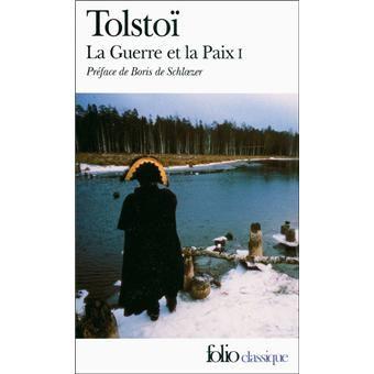 378. Guerre et paix I . Léon Tolstoï.