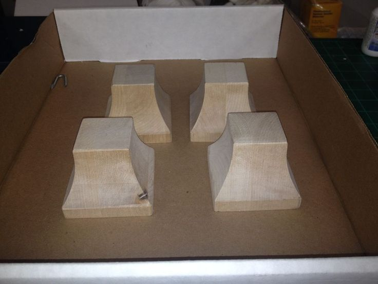 Set of 4 New Unfinished Wood Furniture Feet Legs 3 x3 square 2 1. Best 25  Unfinished wood furniture ideas only on Pinterest