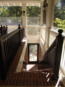 Best Enclosed Porch Outside View Staircase Enclosed Porch 640 x 480
