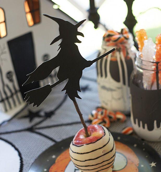 easy last minute halloween ideas - Last Minute Halloween Decorations
