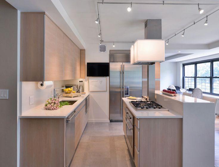 New York City Apartment Kitchen