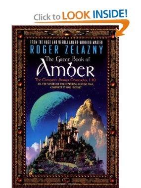 82 best fiction images on pinterest books books to read and libros the great book of amber the complete amber chronicles chronicles of amberroger zelazny fandeluxe Image collections