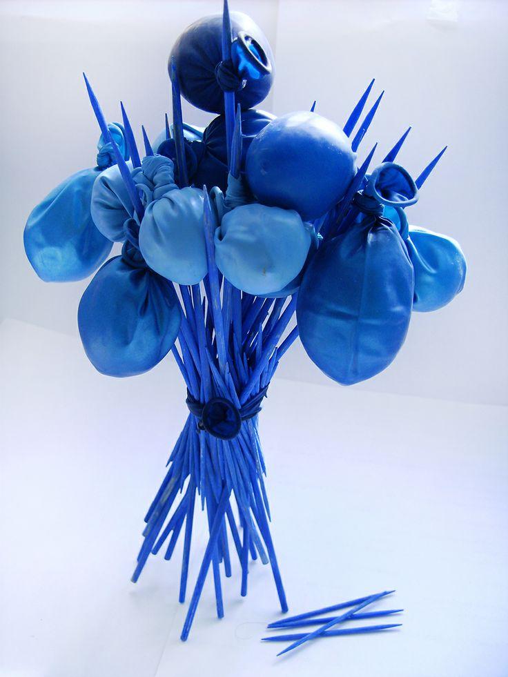 Olga Bountagkidou, OLGA'S BLUE FLOWER
