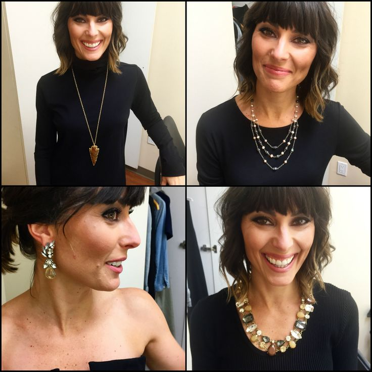You finally found the perfect holiday dress (phew!), but now have to think about the best accessory. Have no fear,QVC host Amy Stran helps pick the right necklace for your neckline. We cover the most popular neckline options for you: scoop neck, high neck, strapless, turtleneck and v neck. Read on to learn how to …