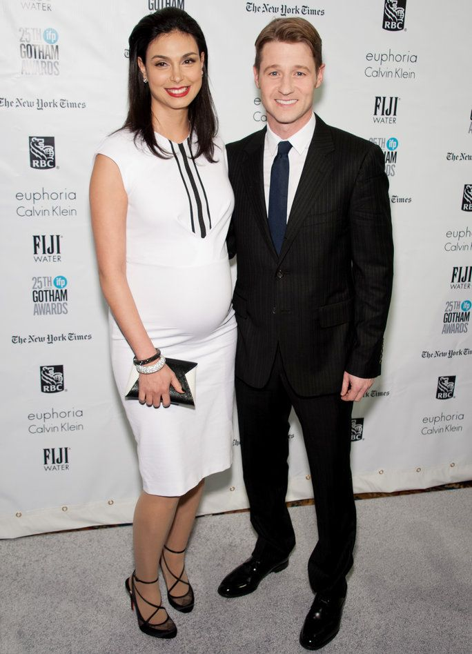 Morena Baccarin and Ben McKenzie stepped out together for the 25th annual Gotham Independent Film Awards in New York