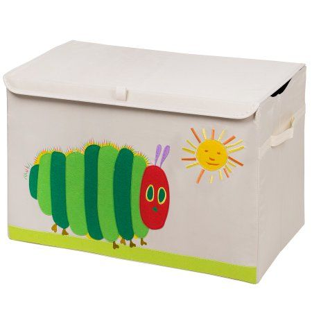 The Very Hungry Caterpillar Toy Chest