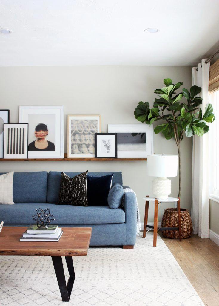 Living Room Sources Chris Loves Julia Modernhomedecorlivingroom Blue Sofas Living Room Living Room Color Blue Living Room