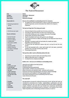 To be waitress is to be easy going and friendly. In convincing the café or restaurant, you must write your ability in waitress ability. So, you need ... cocktail waitress resume example and cocktail waitress job description resume