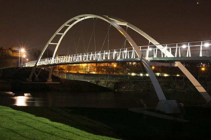 Navvies Bridge, Workington | Yee Associates