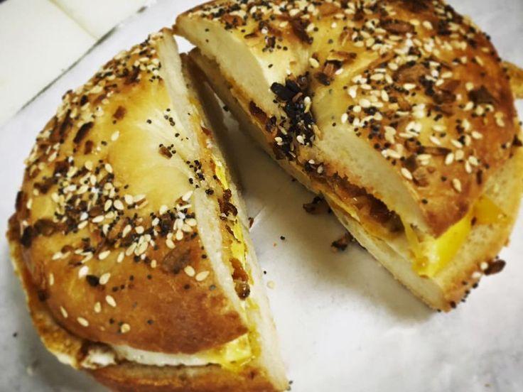 Best breakfast sandwiches in Austin