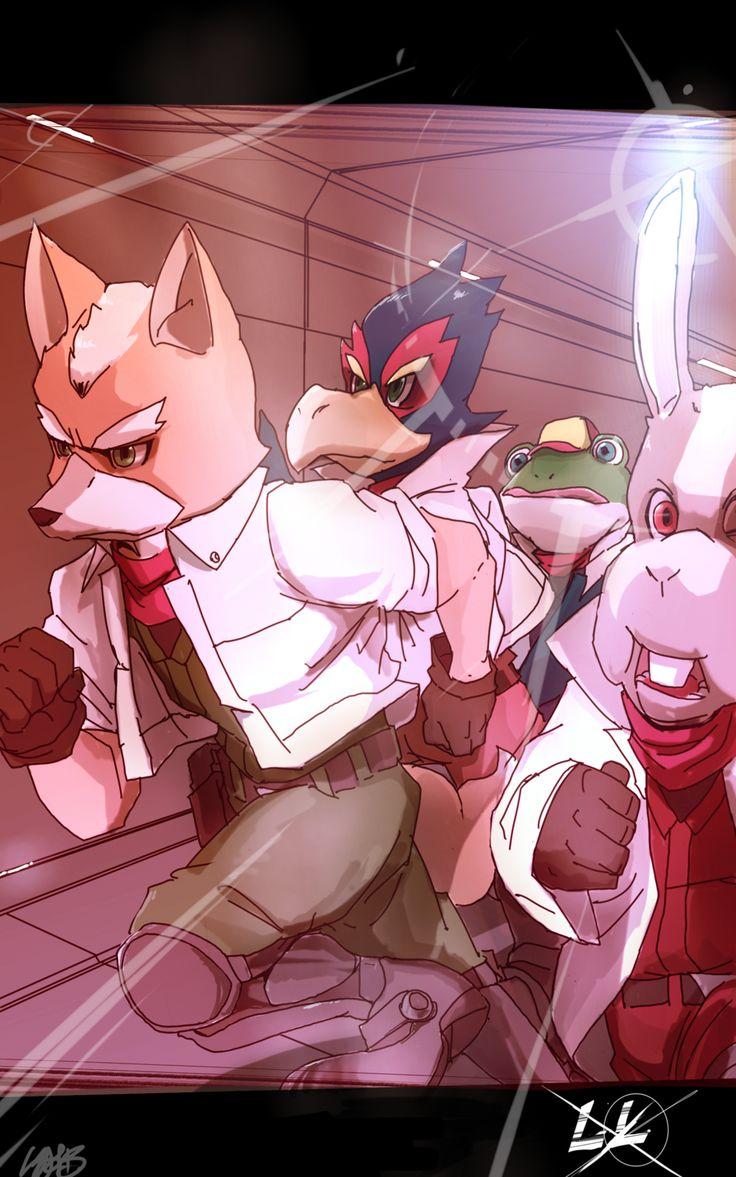 Star Fox 64 Lylat Legacy by Layeyes.deviantart.com on @deviantART