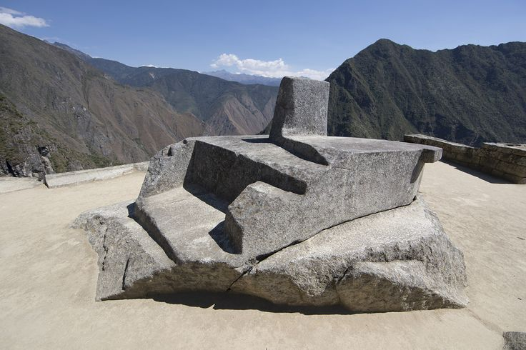 https://flic.kr/p/N5PT6T | Peru | Peru. Hitching stone of the sun at Machu Picchu.