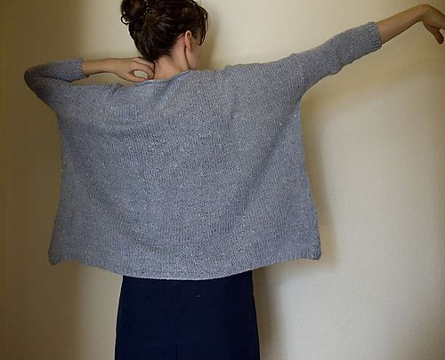 Ravelry: Rillinki's Boxy but good