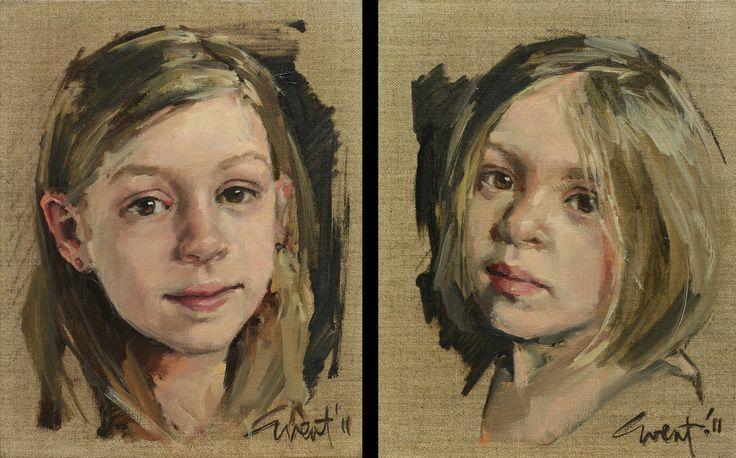 Evert Ploeg © - Fine Artist :: children