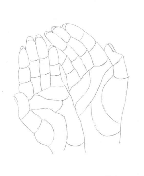Zentangle outlines