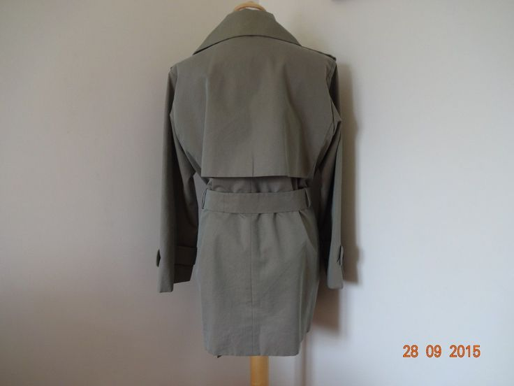 WOW designer YSL Yves Saint laurent  jacket /mac cost £900 Harvey Nichols   in Clothing, Shoes & Accessories, Women's Clothing, Coats & Jackets   eBay